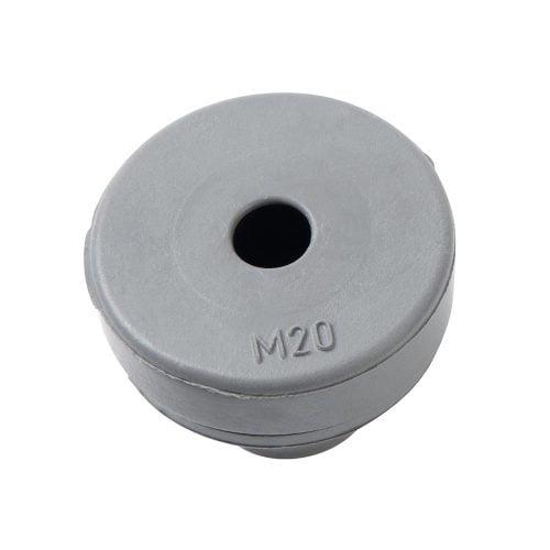 KDM_G-M20 ofera o intrare pentru un cablu cu diametrul cuprins intre 8-13 mm Membrana de trecere etansa IP67 rotunda Instalare rapida