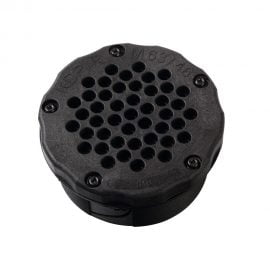 kdp_r_m63_46 Placa rotunda de trecere foarte compacta Se pot ghida pana la 46 de cabluri cu diametrul intre 1,5-3 mm Intrari reutilizabile Murrplastik