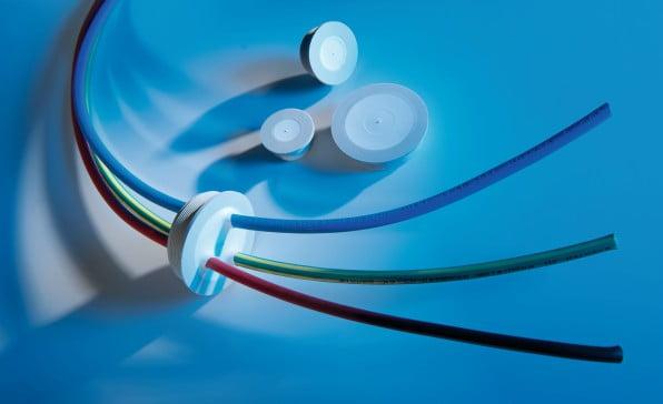 KDM montaj membrana rotunda de trecere flexibila Murrplastik