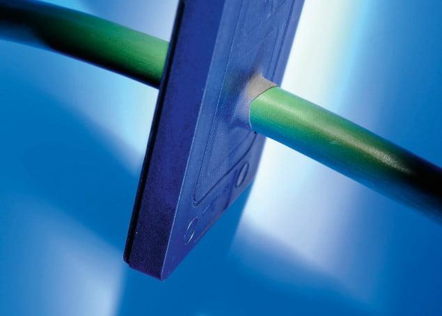 KDP-F introducerea cablurilor in placa de trecere cu membrana Murrplastik