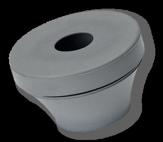 KDH KDM/G Prezentare Membrane robuste de trecere, stabile termic Murrplastik
