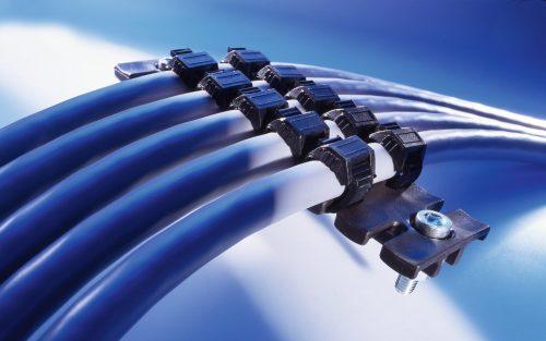 Fixarea cablurilor categorie cablul
