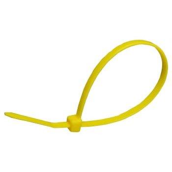 Coliere de plastic galbene. bride, fasete, soricei de prindere. culoare galben. benzi zimatate.