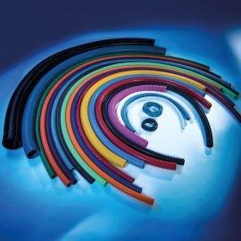 Tuburi copex riflate flexibile