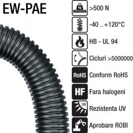 Tuburi robotica flexibile, aplicatii dinamice - EW-PAE