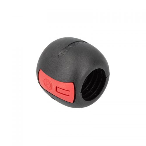 Aparator protector imbinare clupare tub Metric 32 PG 29 copex riflat gofrat flexibil culoare neagra rezistenta incendii ignifug