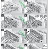 Asamblare montaj instalare montare intrare cabluri cu conector cadru KDL-D + garnituri de trecere tranzit conductoare electrice mufate