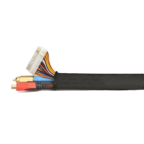 Camasa impletita protectie cablu electric auto rulant intretinere depanare instalatii electrice rezistenta foc incendii durabil rentabil GF-P-LS