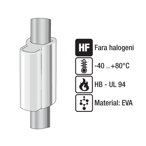 Tile fara halogen