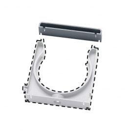 Capac clipsuri de prindere si fixare tub copex riflat flexibil de protectie a cablurilor electrice firelor si conductorilor in instalatii si circuite