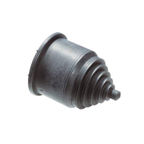 Capisonul gluga de inchidere tub manson de capat se instaleaza usor si rapid Fara halogeni Etanseitatea ridicata IP 67 RoHS Duza variabila trecere cabluri prin copex