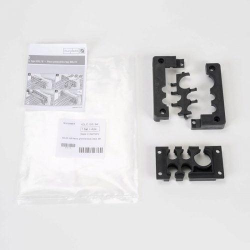 Continut cadru KDL-D 10-5 compact robust intrare 4 cabluri mici 02 12 mm + 1 mediu pana la 22 mm cu conector sau fara mufa