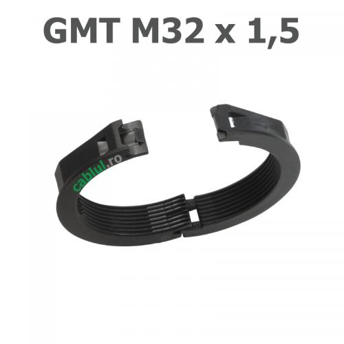Contrapiulite split doua bucati instalatii reparatii retrofit ulterioare rezistenta la smulgere design compact asamblare demontare usoara gmt-m32