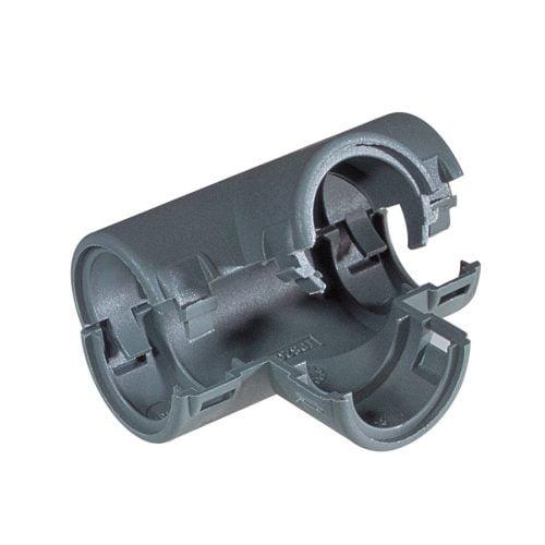 Distribuitor tip T copex tub riflat gofrat flexibil Grad de protectie IP42 Clasa rezistenta foc V0 ignifug auto stingere fara halogen