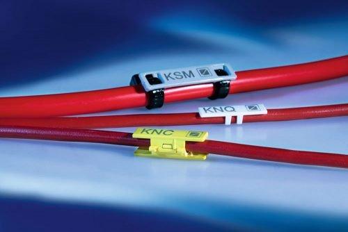 Gama diversa de etichete pt cabluri electrice Varietatea Murrplastik ofera solutii de marcare instalatii in orice industrie