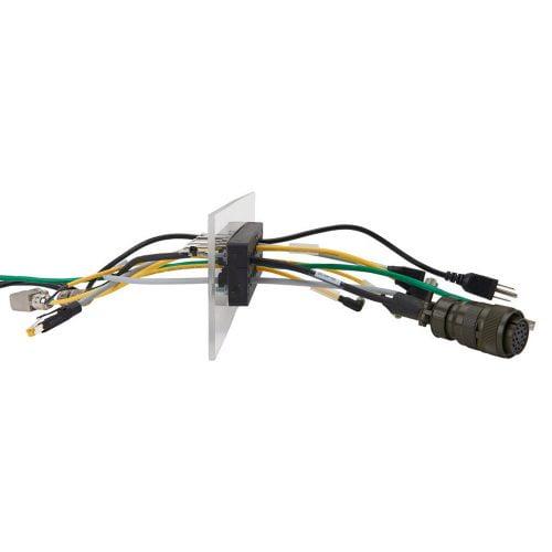 Intrare cabluri cu conector cu sistem EMC compatibilitate electromagnetica pt aplicatii speciale Descarcare energie statica tablouri cofrete masini echipamente electrice