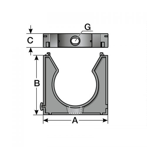 Montare instalare clipsuri fixare prindere tuburi copex riflate de protectie instalatii si circuitele electrice Montare rapida si usoara