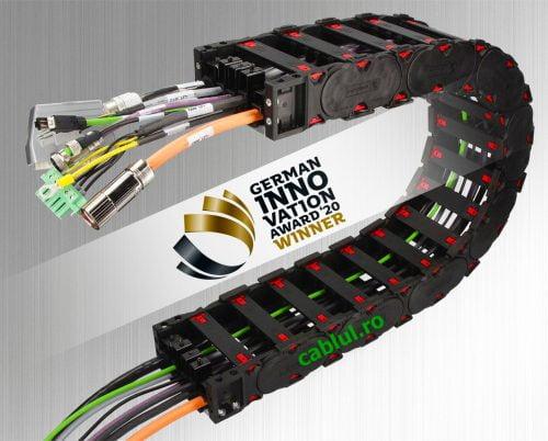 Pat cabluri electrice CNC-uri mentenanta masini unelte reparatii modernizari intretinere comanda numerica control instalatii ghidaje mobile industriale cablare protectie