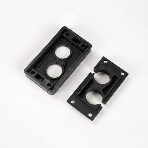 Placa KDL-D 10-2 necesita garnituri medii 12 22 mmsi cabluri electriceadecvate sa fie complet si etans sistemul IP65 ignifug rezistent UV si incendii
