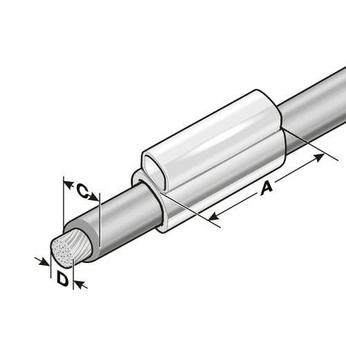 Port eticheta transparenta pt etichetarea cablurilor electrice. Aplicare rapida, fabricat PVC, Marcati conductoare in tablou electric, automatizare masini CNC-uri
