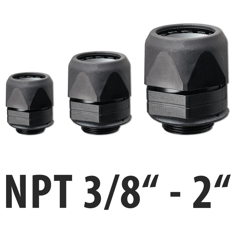 Presetupe cu filet NPT Strangere in jurul intregii circumferinte rezistenta maxima tractiune NFPA 130 ASTM E 162 662 ECE 324 R 118 Annex 6+8