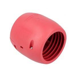 Protector aparatator varianta lunga pt tub copex m70 culoare rosie Imbinari cuplari protectii tuburi flexibile in zonele unde tubul se afla in miscare