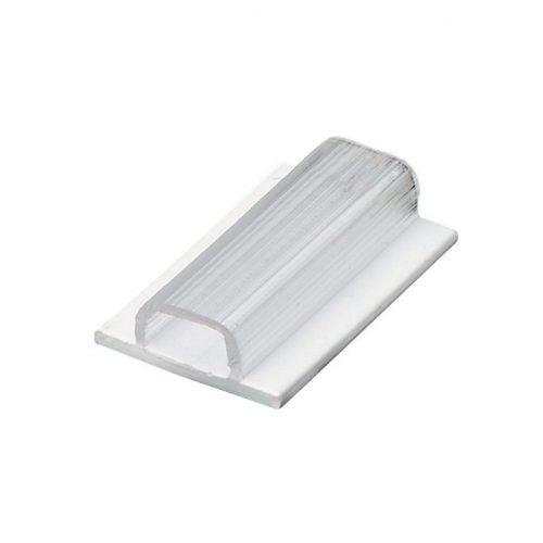 Suporti adezivi transparenti tile adezive transparent pt identificare si marcare aparataje contactoare demaroare masinarii dispozitive aparate variatoare KM Murrplastik