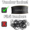 Tambur inclus avantaj beneficii tubul plasa impletita tresa nu se incovoaie incalceste incurca Usor de utilizat organizat rapid Murrplastik