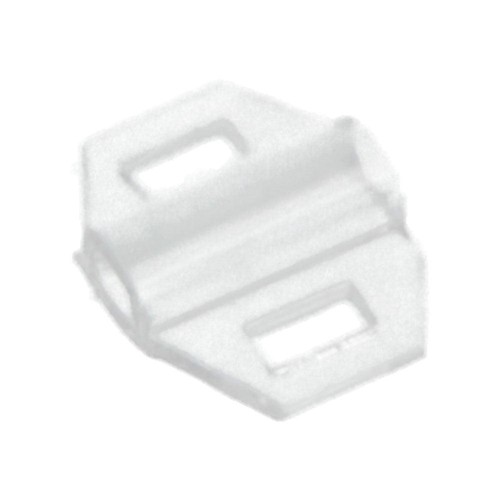 Tila 12 mm transparenta montaj coliere plastic suport transparent protectie marcaje etichete pt senzori masini furtunuri conducte copex flexibil transport semnale fluide