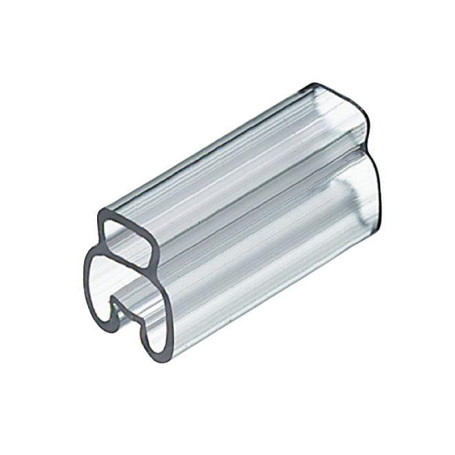 Tila transparenta port eticheta cablu, fire, conductoare electrice, fibra optica. Marcare ignifuga economica pret avantajos livrare rapida